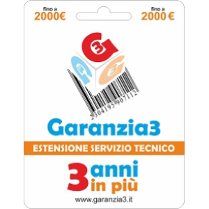 Garanzia3 – Massimale 2000 - Pin Dispatching
