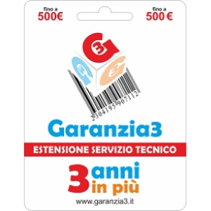 Garanzia3 – Massimale 500 - Pin Dispatching